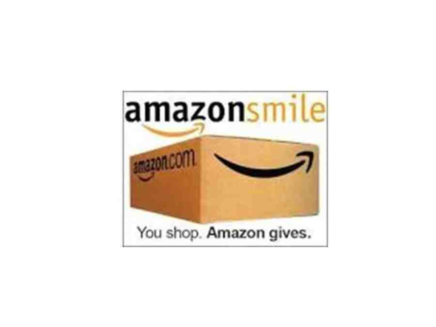 IT'S EASY TO DONATE WHEN YOU SHOP AT AMAZON