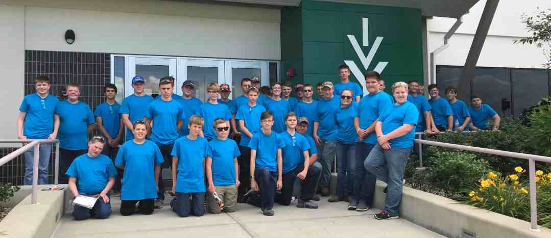 Local Employers, Genesis and Ivey Tech Host Summer Manufacturing Camp