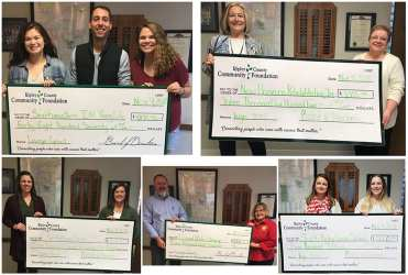 Ripley County Community Foundation Grants $45,000 into the Community