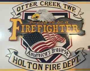 $5,000 Grant Awarded to the Holton Fire Department