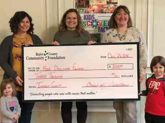 Sally Morris Impact Grant Awarded!
