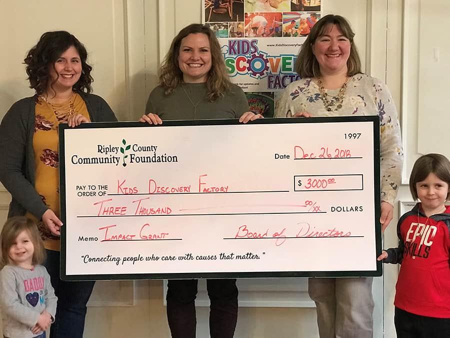 Sally Morris Impact Grant Awarded!