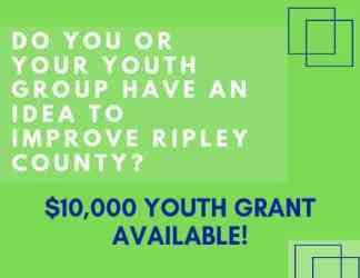 Ripley Youth Outreach Grant Opportunity