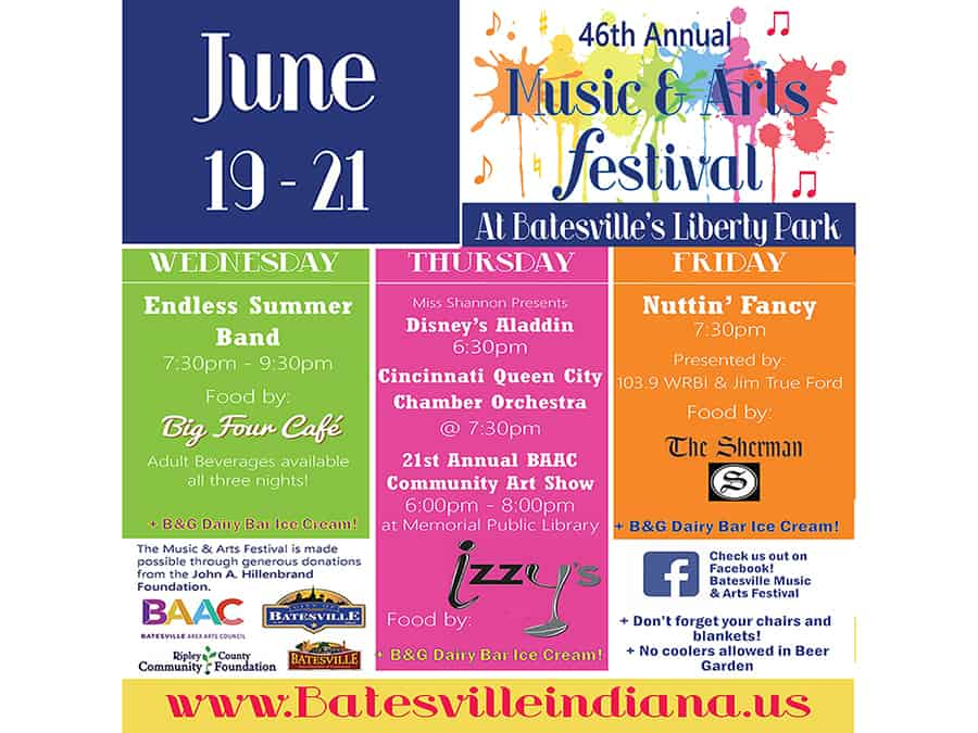 Batesville Music and Arts Festival