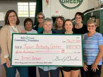 Another Small Grant Awarded