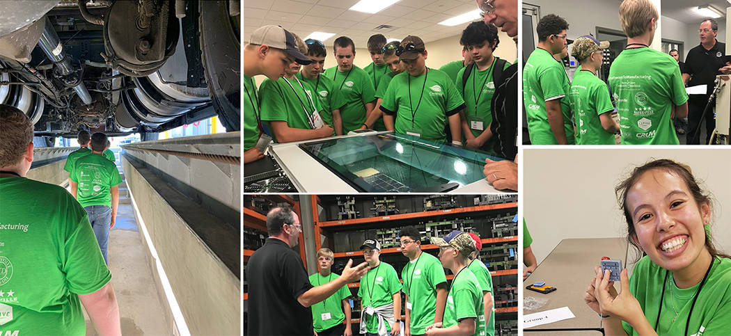 2019 Advanced Manufacturing Camp