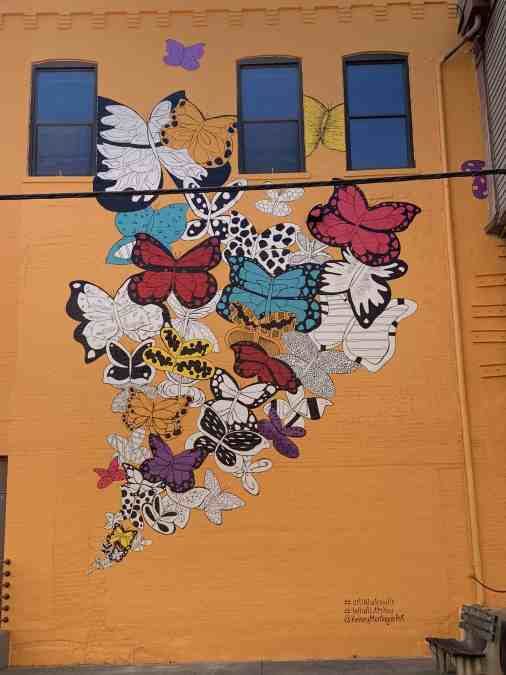 Grants in Action- New Mural in Downtown Batesville