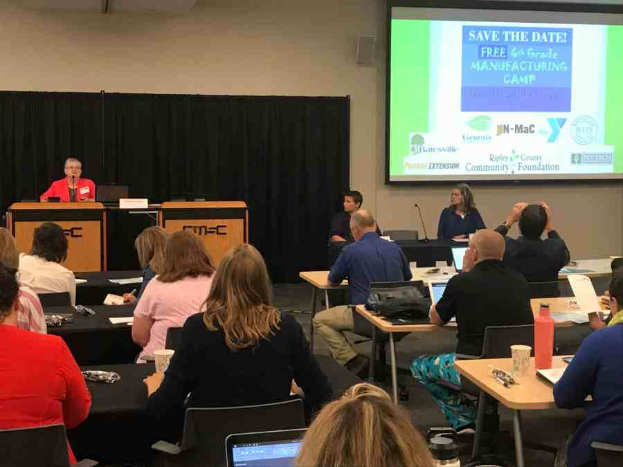 Genesis and Partners Attend IN-MaC Micro-Grant Summit