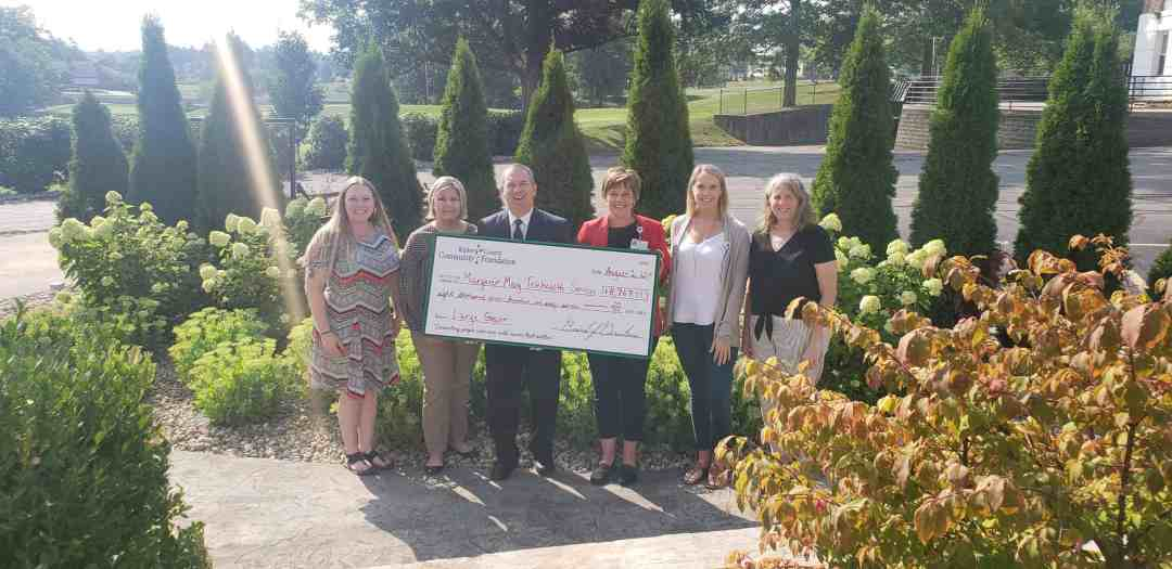 Sally Morris Impact Grant Awarded to the Margaret Mary Health Foundation