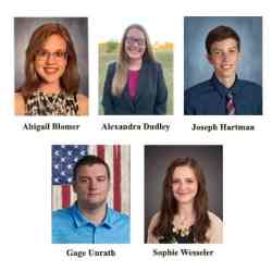 2020 Lilly Endowment Community Scholarship Finalists