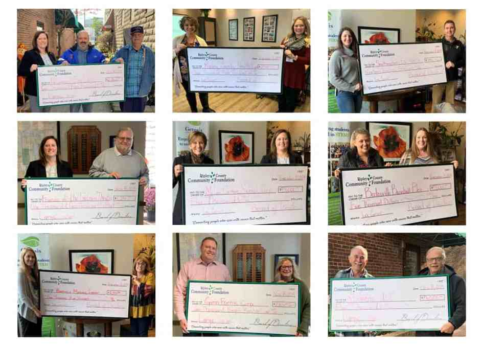 Congratulations to Our 2019 Large Grant Recipients
