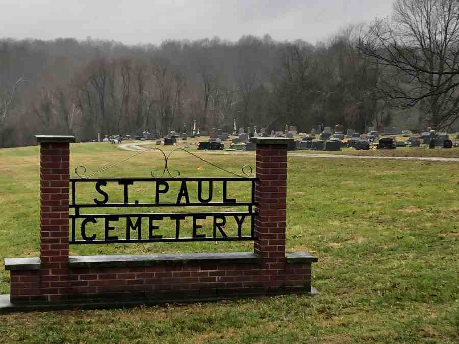 Irma Rohls Legacy Fund Benefits St. Paul's Lutheran Church Cemetery