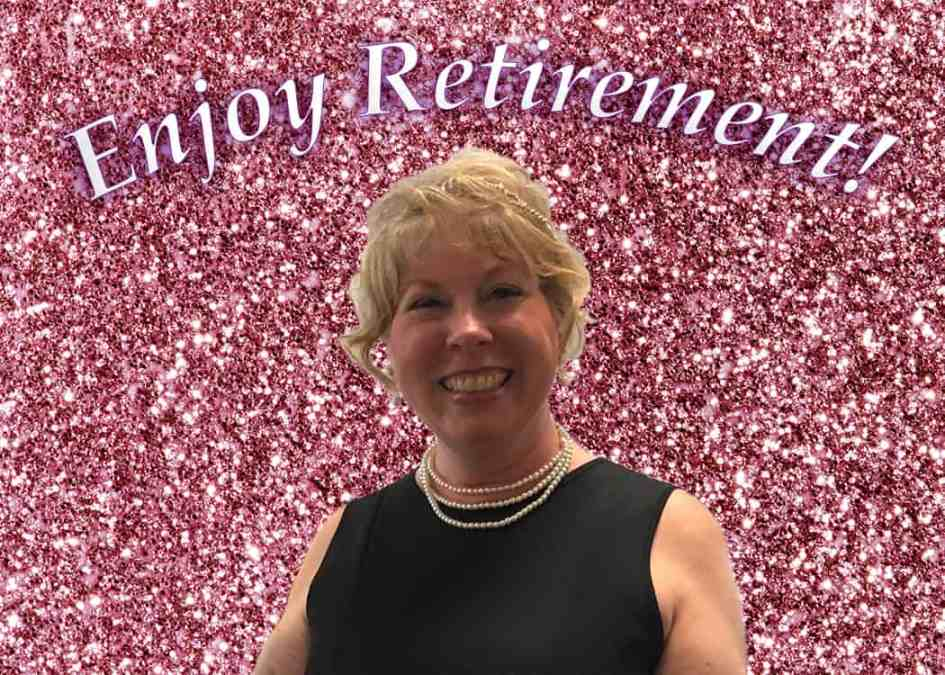 Congratulations Vicky on Your Retirement!