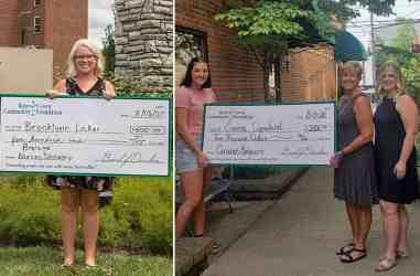 Brelage & Corinne Scholarship Recipients